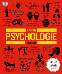 Kniha psychologie obálka knihy