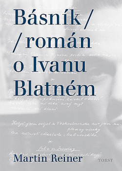 Básník (Román o Ivanu Blatném) obálka knihy