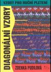 Vzory pro ruční pletení - Diagonální vzory