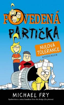 Povedená partička 2: Nulová tolerance obálka knihy