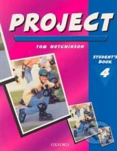 Project 4- učebnice angličtiny