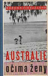 Australie očima ženy obálka knihy