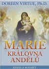 Marie, královna andělů (Kniha a 44 karet)