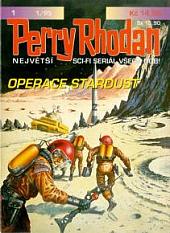 Operace Stardust obálka knihy