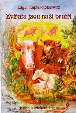 Zvířata jsou naši bratři obálka knihy