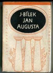 Jan Augusta v letech samoty 1548-1564