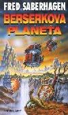 Berserkova planeta obálka knihy
