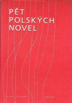 Pět polských novel obálka knihy