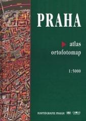 Praha - atlas ortofotomap 1:5000