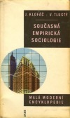 Současná empirická sociologie