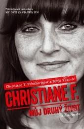 Christiane F. – Můj druhý život obálka knihy