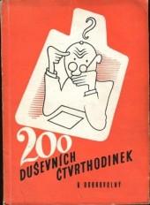 200 duševních čtvrthodinek