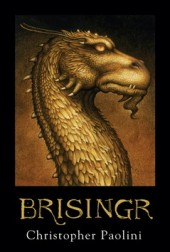 Brisingr obálka knihy