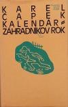 Kalendár / Záhradníkov rok