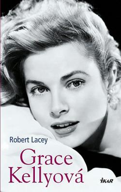 Grace Kellyová obálka knihy