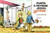 Punťa s Petrem jedou metrem