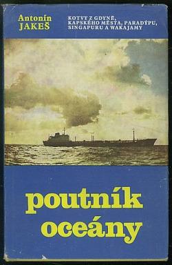 Poutník oceány obálka knihy