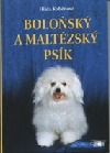 Boloňský a maltézský psík obálka knihy