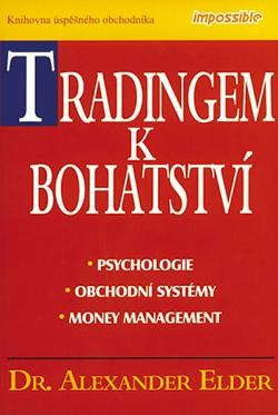 Tradingem k bohatství obálka knihy