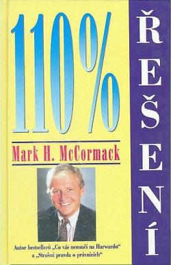 110% řešení obálka knihy