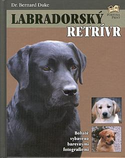 Labradorský retrívr obálka knihy
