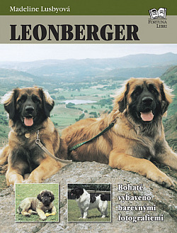 Leonberger obálka knihy