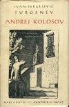 Andrej Kolosov a jiné povídky