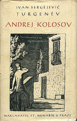 Andrej Kolosov a jiné povídky obálka knihy