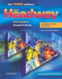New Headway - Intermediate Student obálka knihy