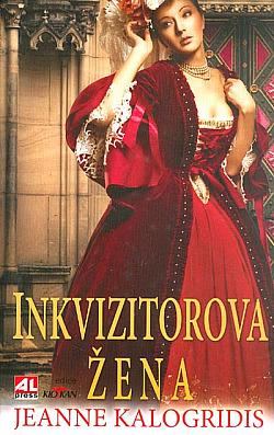 Inkvizitorova žena obálka knihy