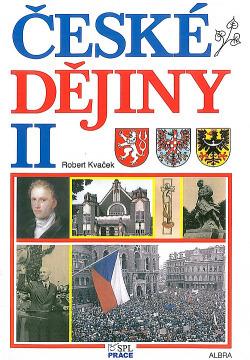 České dějiny II obálka knihy