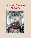 Posvátná místa pražská obálka knihy