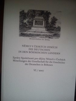 Němci v českých zemích VI