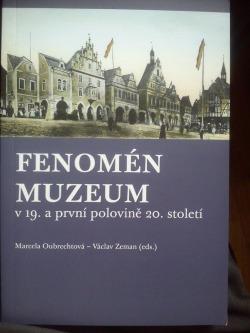 Fenomén muzeum v 19. a první polovině 20. století