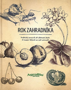 Rok zahradníka obálka knihy