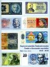 Papírová platidla na území Československa, České republiky a Slovenské republiky 1919 - 2010