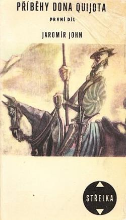Příběhy dona Quijota (1. díl) obálka knihy