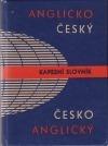 Anglicko český česko anglický kapesní slovník
