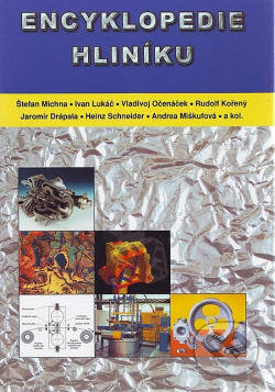 Encyklopedie hliníku obálka knihy