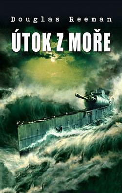 Útok z moře obálka knihy