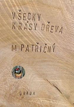 Všecky krásy dřeva obálka knihy