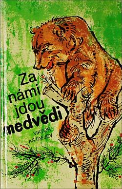 Za námi jdou medvědi obálka knihy