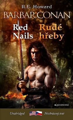 Red Nails / Rudé hřeby obálka knihy
