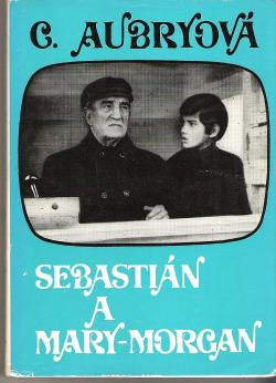 Sebastián a Mary-Morgan obálka knihy
