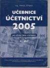 Učebnice účetnictví 2005