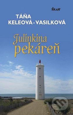 Julinkina pekáreň obálka knihy