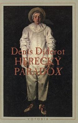 Herecký paradox obálka knihy