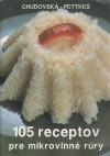 105 receptov pre mikrovlnné rúry