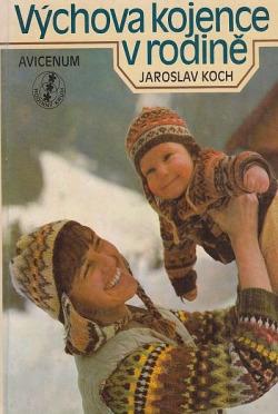 Výchova kojence v rodině obálka knihy
