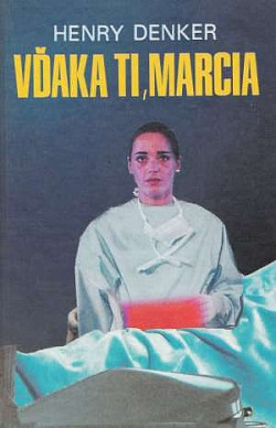 Vďaka ti, Marcia obálka knihy